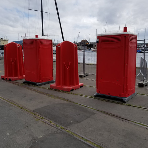 Porta-Potties in Denmark