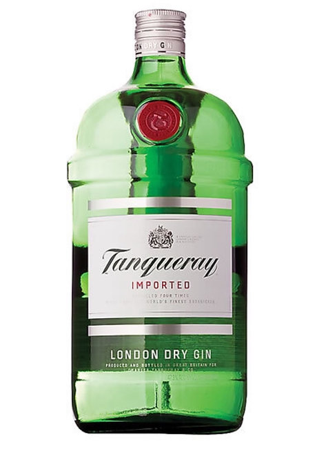 TANQUERAY GIN -  1L