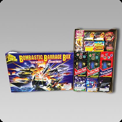 Bombastic Barrage Box