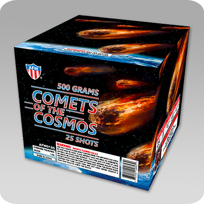 Comets Of The Cosmos