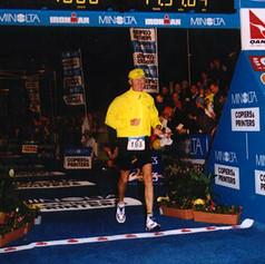 Finish at IM Australia