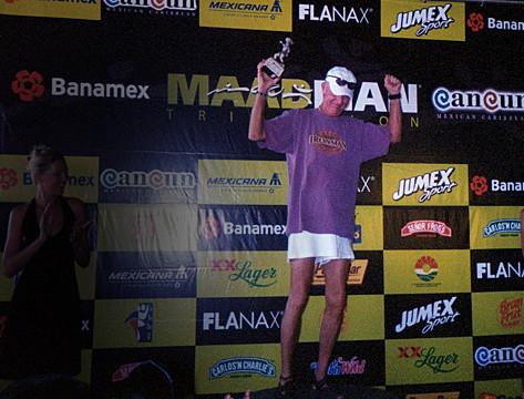 Maadman Ironman in Haultaco Mexico