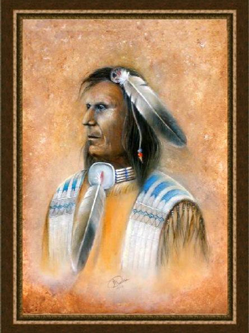 NATIVE PRIDE II (ORIGINAL OIL)