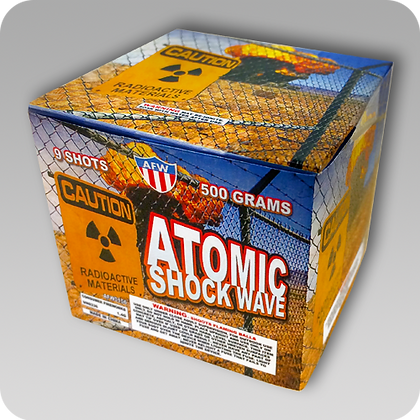 Atomic Shockwave