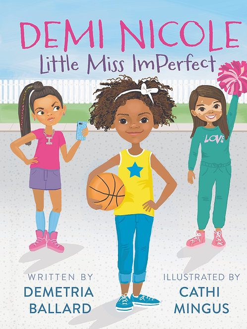 Demi Nicole - Little Miss Imperfect