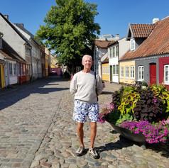 Local Tourist Area in Odense Denark