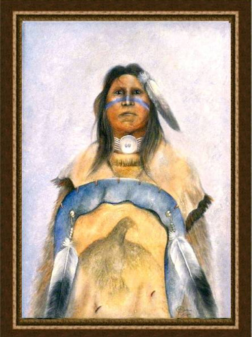 NATIVE PRIDE (ORIGINAL OIL)
