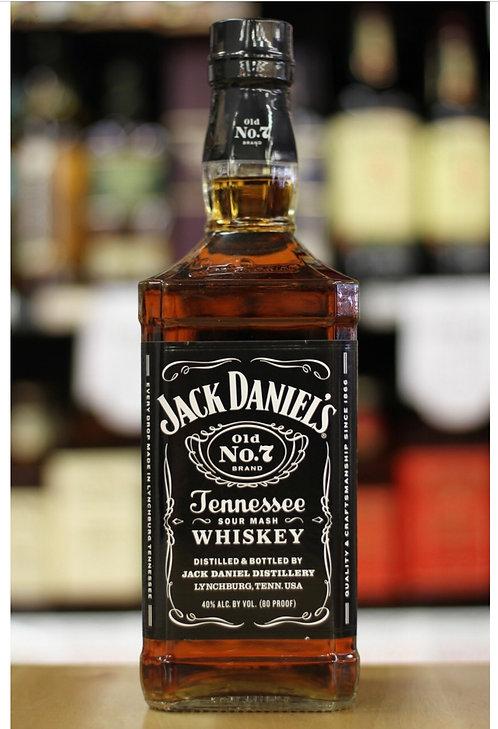 JACK DANIELS WHISKEY -  1.75L