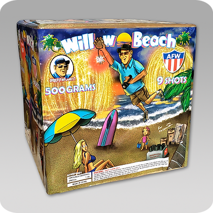 Willow Beach