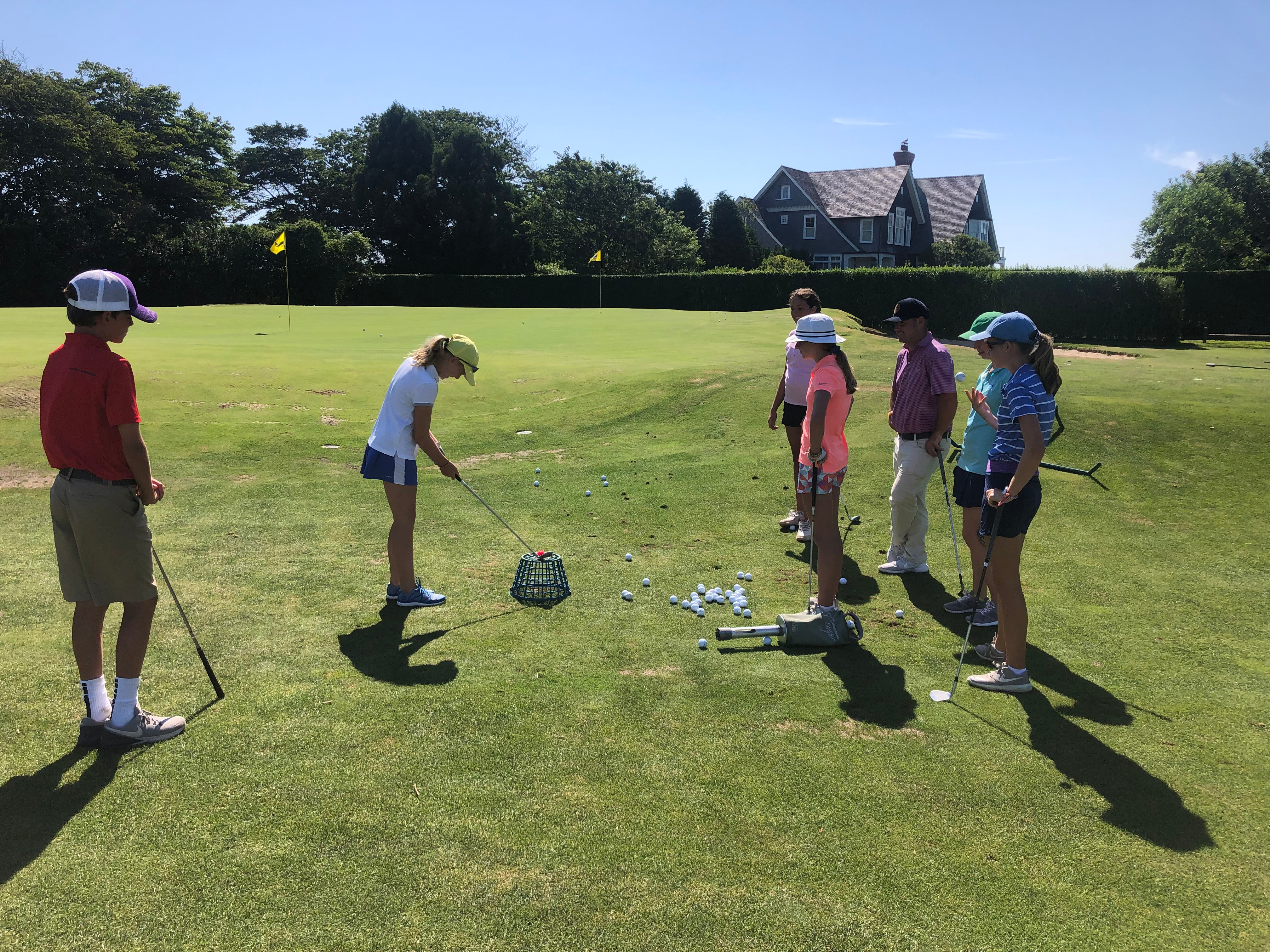 Junior Group Lessons