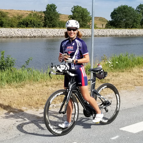 Jackie M at LC Worlds in Denmark