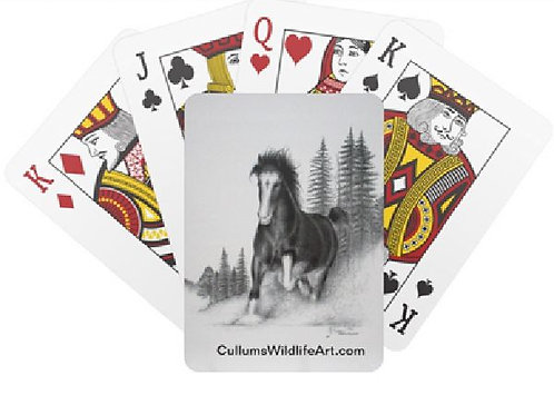 MAK'IN POWDER (POKER CARDS}