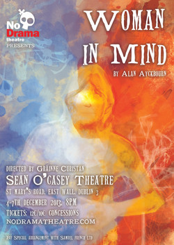Woman In Mind for No Drama Theatre