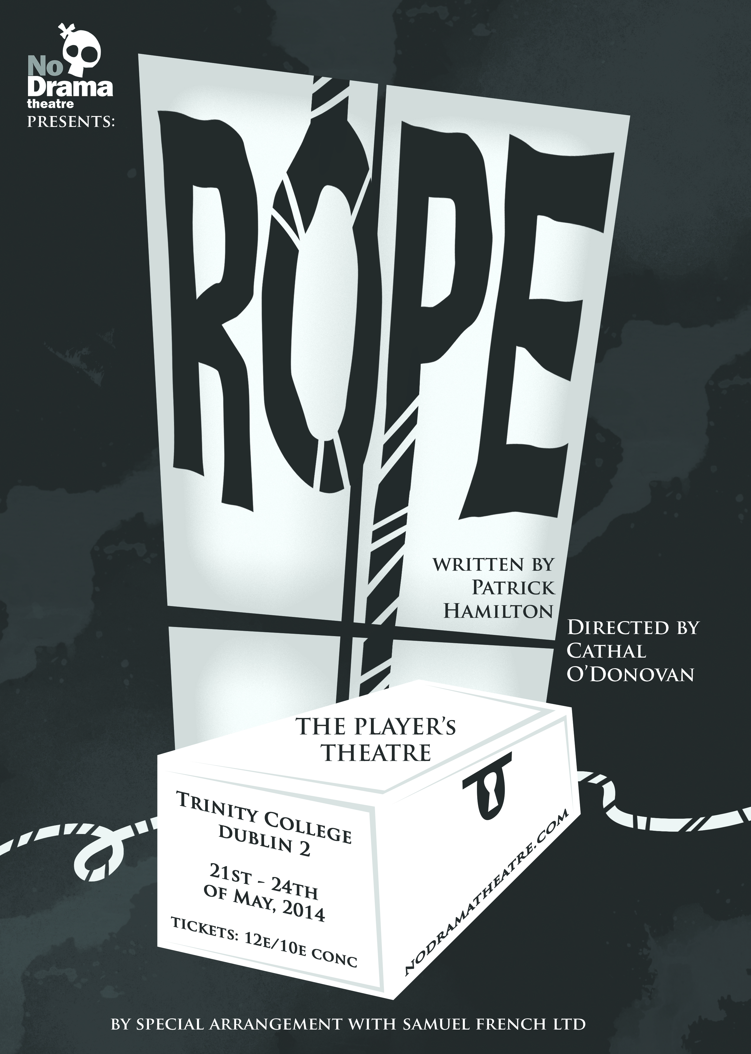 Rope for No Drama Theatre
