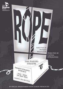 Rope for No Drama Theatre