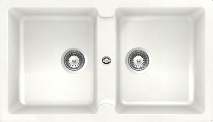 Tongariro 860, White Sink $1170.59 + GST