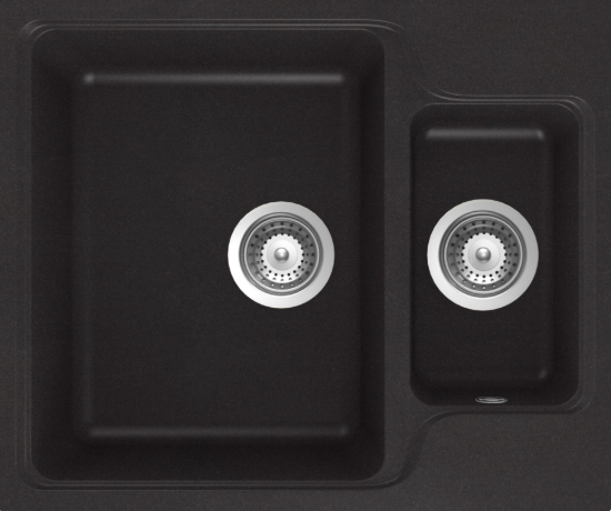 Domett, Nero Black Sink $907.45 + GST
