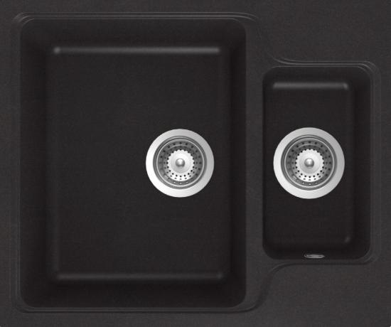 Domett, Nero Black Sink $907.45 + GST