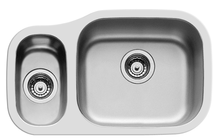 Raglan 650-15 RH, Satin Sink $748.87 + G