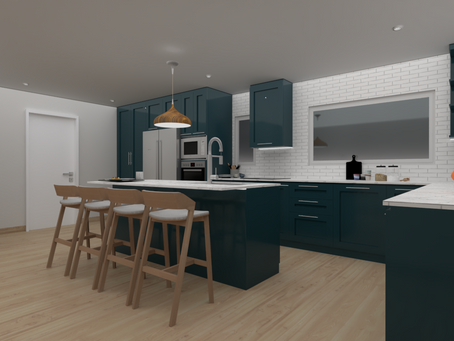 Replace your old kitchen doors with a makeover in Wellsford