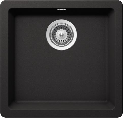 Aoraki 450-10 Nero Black Sink $786.13 + GST