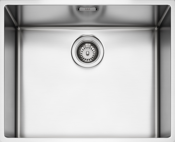 Robiq 500-10 Single Bowl Sink Stainless 50cm $582.16 + GST
