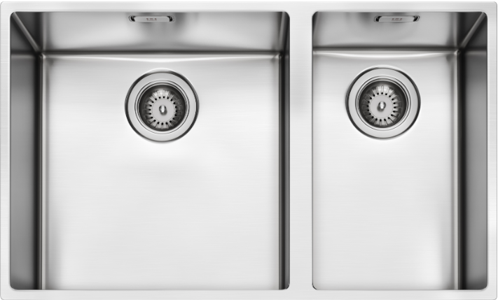 Robiq 400/250 Double Sink $817.39 + GST