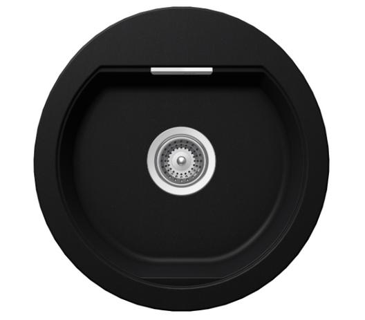 Mono R-100, 485-10, Puro Round Black Sin