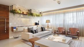 Como decorar e aproveitar o espaço atrás do sofá!