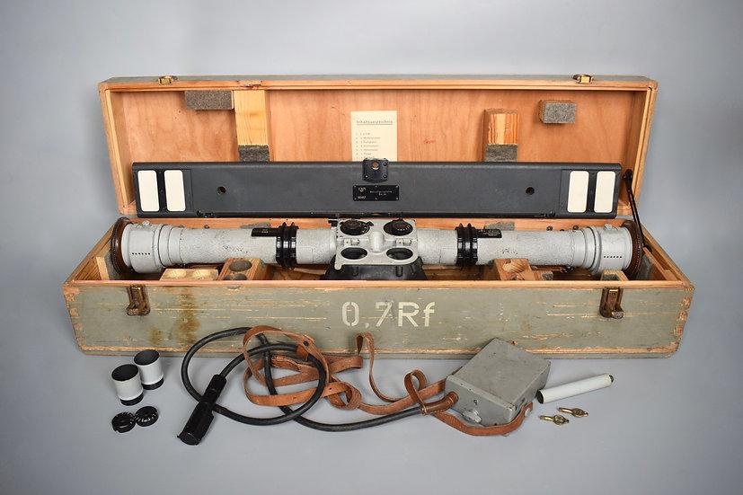 Boxed 0,7 Rf Kriegsmarine rangefinder 'dow'