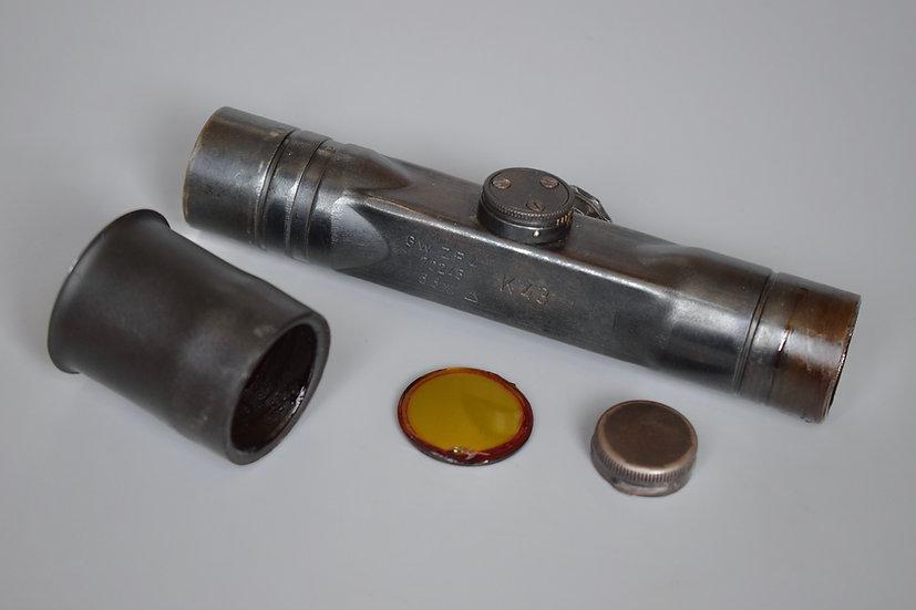 Late-war ZF4 sniper scope 'ddx K43' + accessories