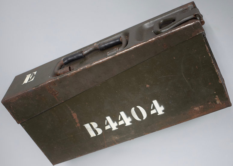 MG34 E-Kasten 'B4404 WaA'