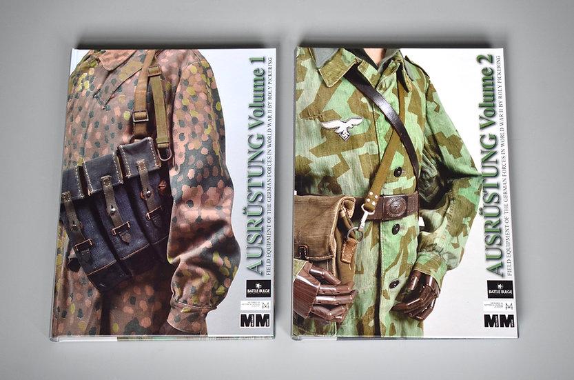 Roly Pickering: Ausrüstung (Volume 1 & 2)