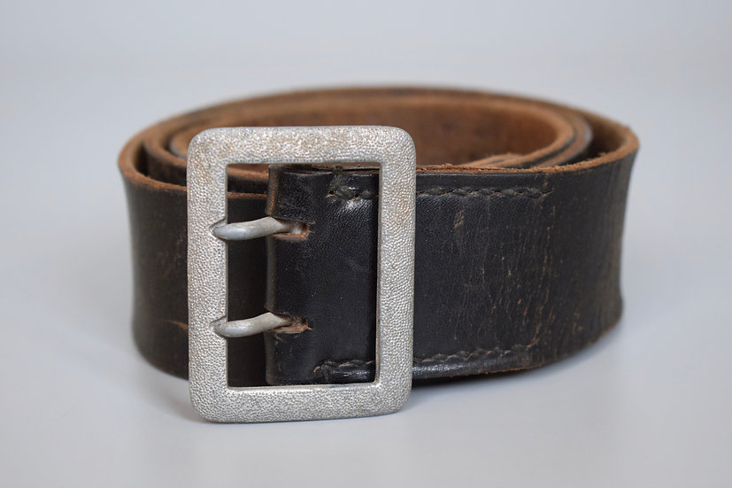 Heer/W-SS double claw Officer's belt