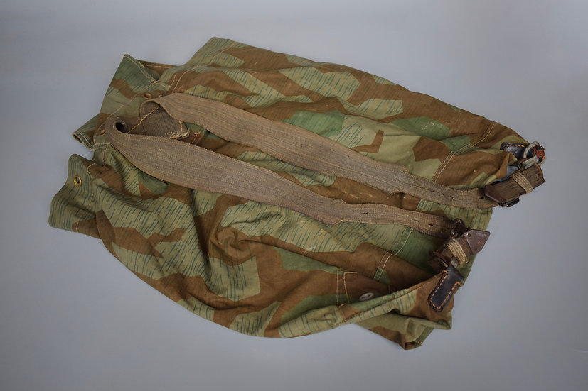 Splittertarn camo field-made rucksack
