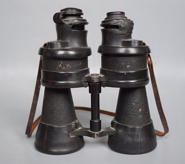 Leitz 8x60 Kriegsmarine U-boat Commander binoculars 'beh'