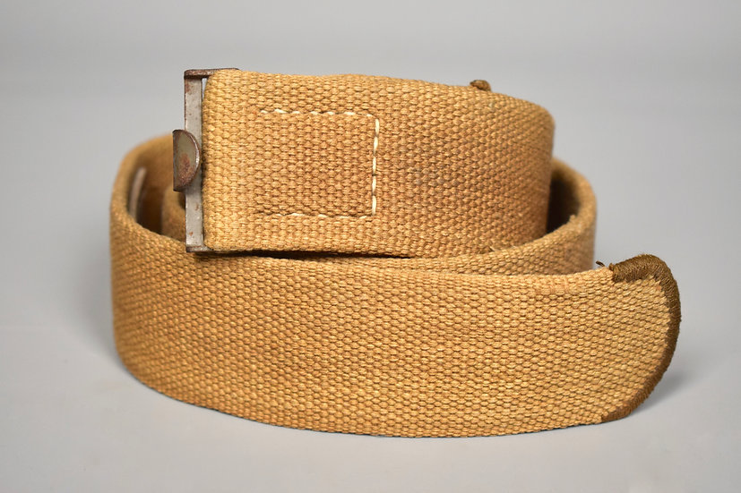 Tropical canvas equipment belt '90'
