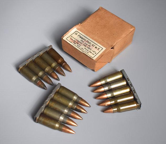 Boxed 7.92x33mm Kurz 'aux 44'