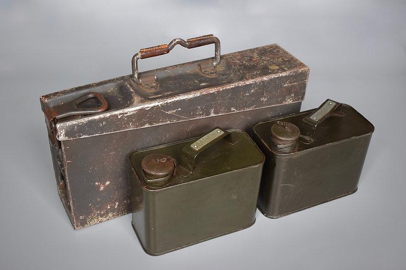 Camouflaged MG34/42 P-Kasten set '1940'