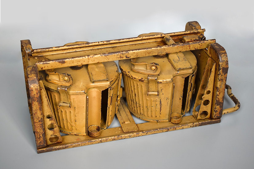 MG34/42 drum set 'hqu 44' + carrier 'bdk 44'
