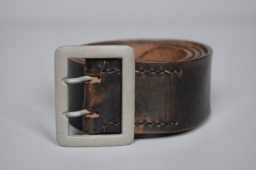Heer/W-SS double claw Officer's belt 'RBNr 0/0560/156'