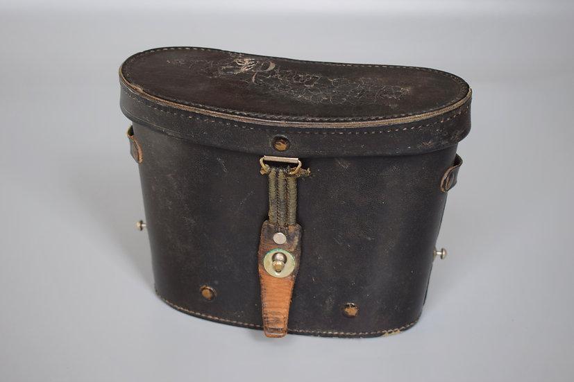 Captured Zeiss Kriegsmarine 6x30 binocular case 'Ruhr Pocket'