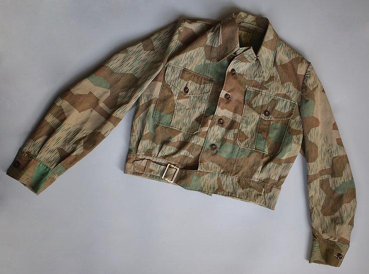 Splittertarn camo field-made jacket