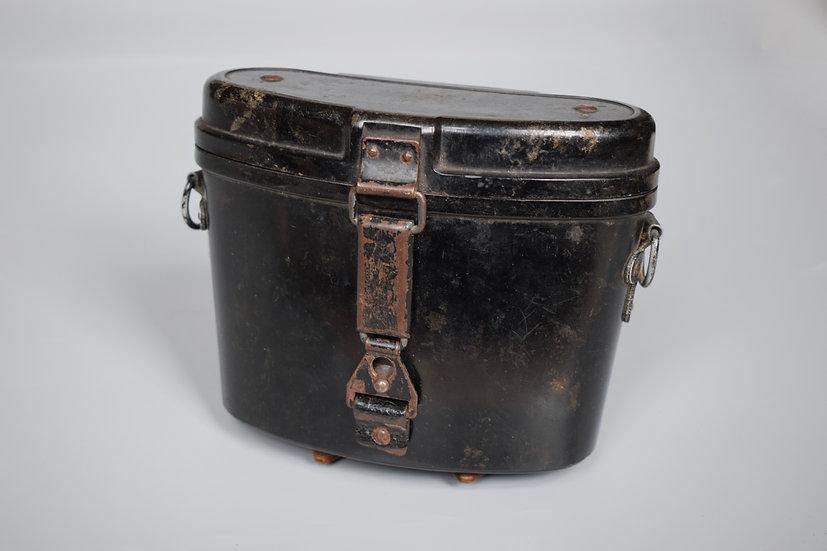 Black Bakelite 6x30 Dienstglas case