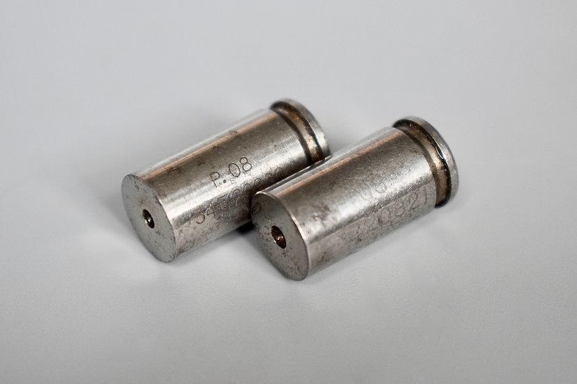 Waffenmeister Luger P08 calibre gauges (Heer)