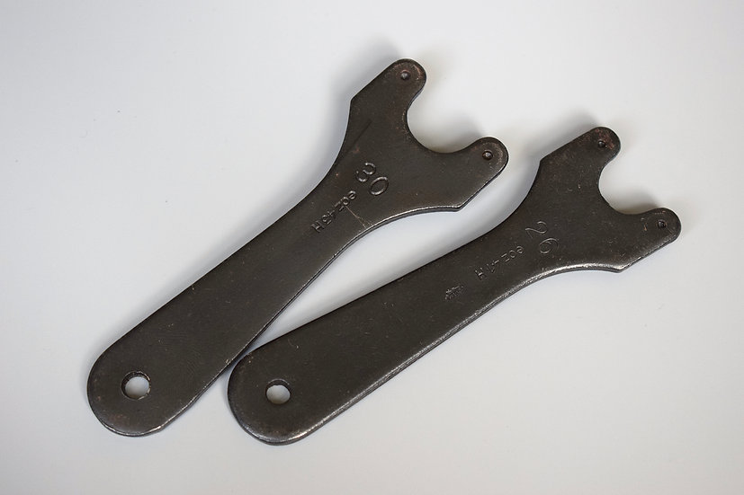 Waffenmeister MG Lafette tools '26' + '30'