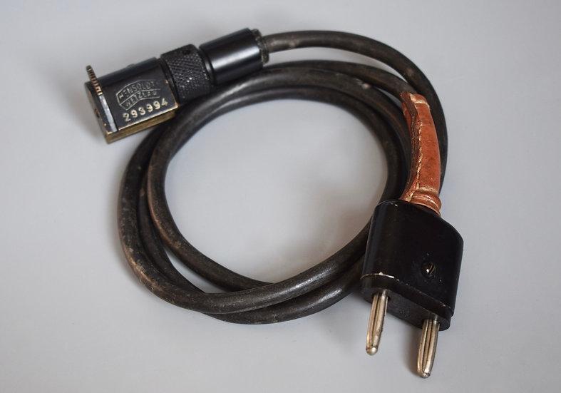 Optic lighting cable 'Hensoldt Wetzlar''
