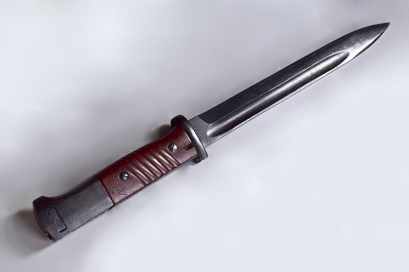 Late-war commercial K98k bayonet 'W.K.C.'