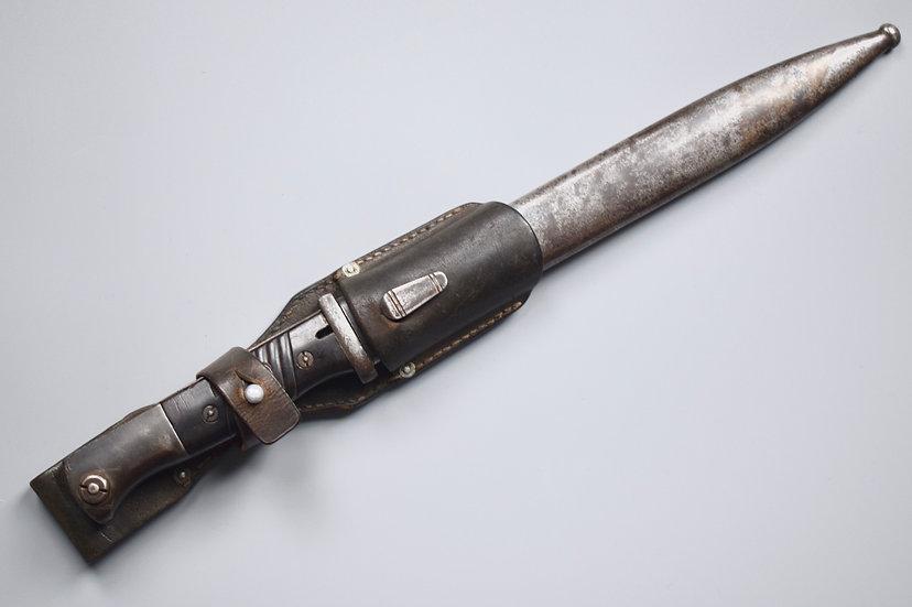Matching K98k bayonet 'Carl Eickhorn 1939'