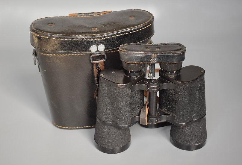 7x50 Dienstglas binoculars 'bmk' + case